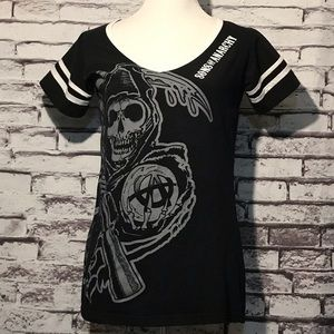 Tops - Sons Of Anarchy Tee